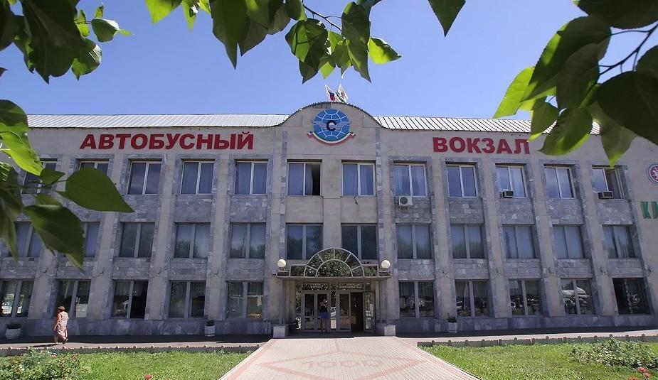 Вокзалы и аэропорты Казани