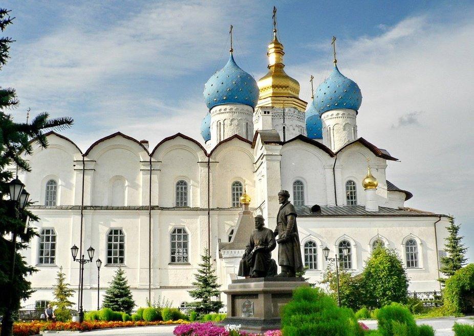Лучше архитектурные комплексы Казани