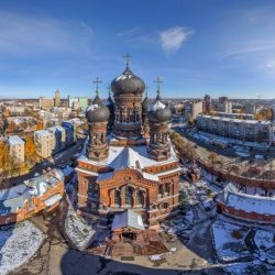 Иваново: город Золотого кольца России