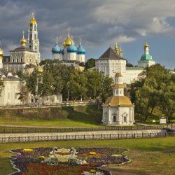 Сергиев Посад: город Золотого кольца России