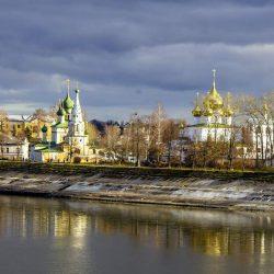 Углич: город Золотого кольца России