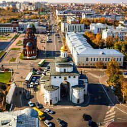 Владимир: город Золотого кольца России