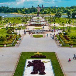 Ярославль: город Золотого кольца России