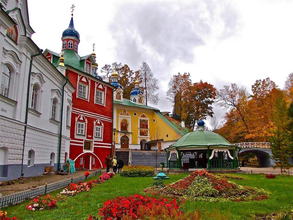 9 самых интересных городов Серебряного кольца России