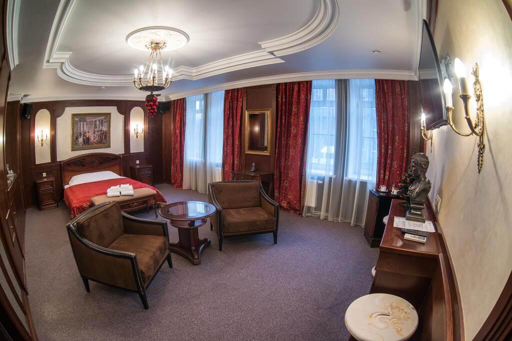 Города Серебряного кольца России: хостелы, гостиницы и отели