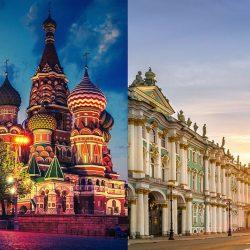 О чём этот проект? Конечно же об отдыхе в России.