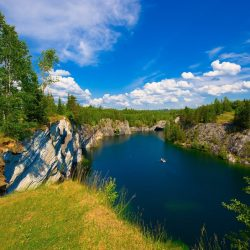 Видео о туризме и отдыхе в Карелии