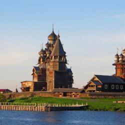 Музеи-заповедники и монастыри Карелии