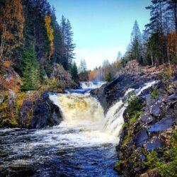 Озера, реки и водопады Карелии: где красиво, можно купаться, что посмотреть