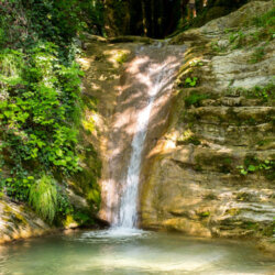 Водопады Архипо-Осиповки