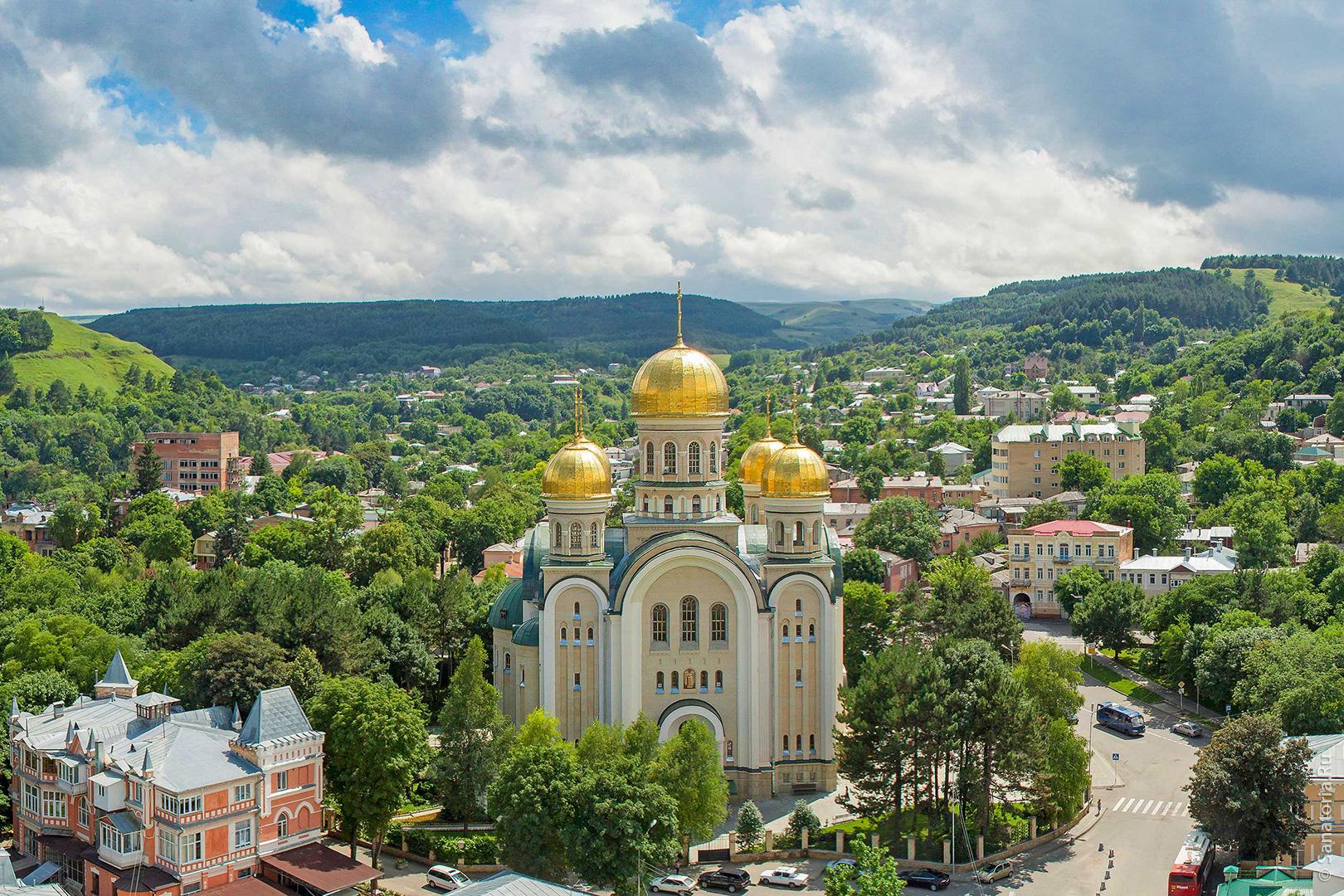 Самые популярные города и поселки России для отдыха летом 2021 г.