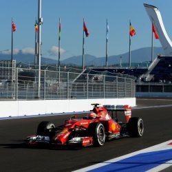 Формула-1 в Сочи пройдёт 23-26 сентября 2021г.
