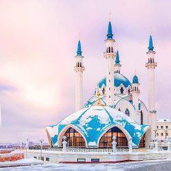 Авиа билеты из Москвы в Казань на выходные в январе всего за 2 330 ₽ туда и обратно!