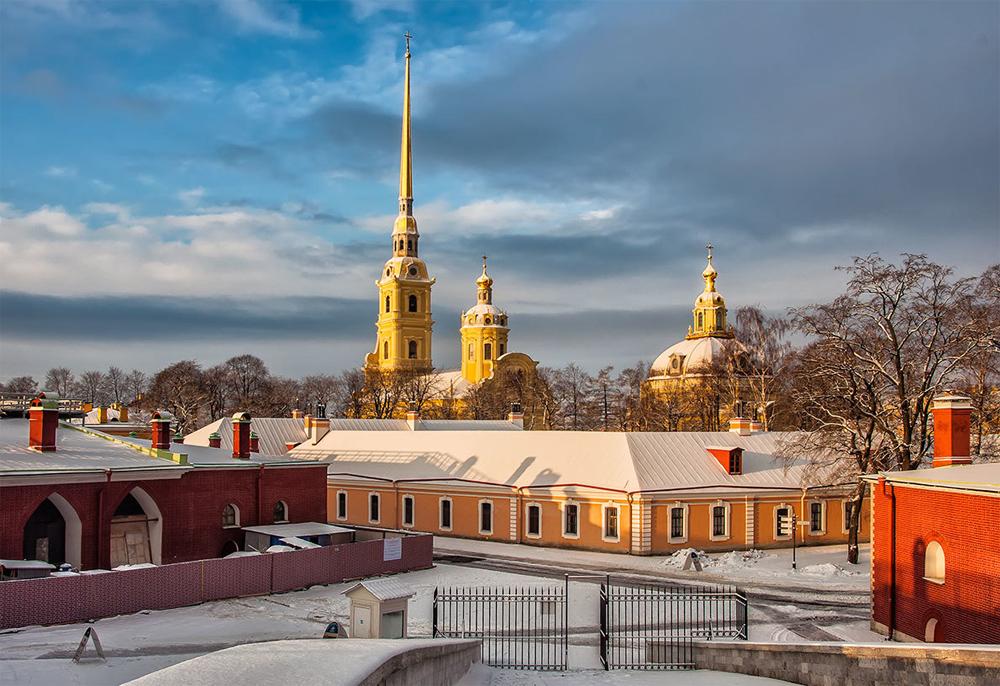 Дворцы в снегу: зимние туристические маршруты Санкт-Петербурга