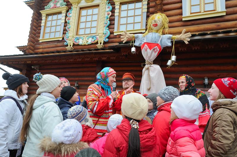 Масленица в этом в году в Москве: как и где будут отмечать