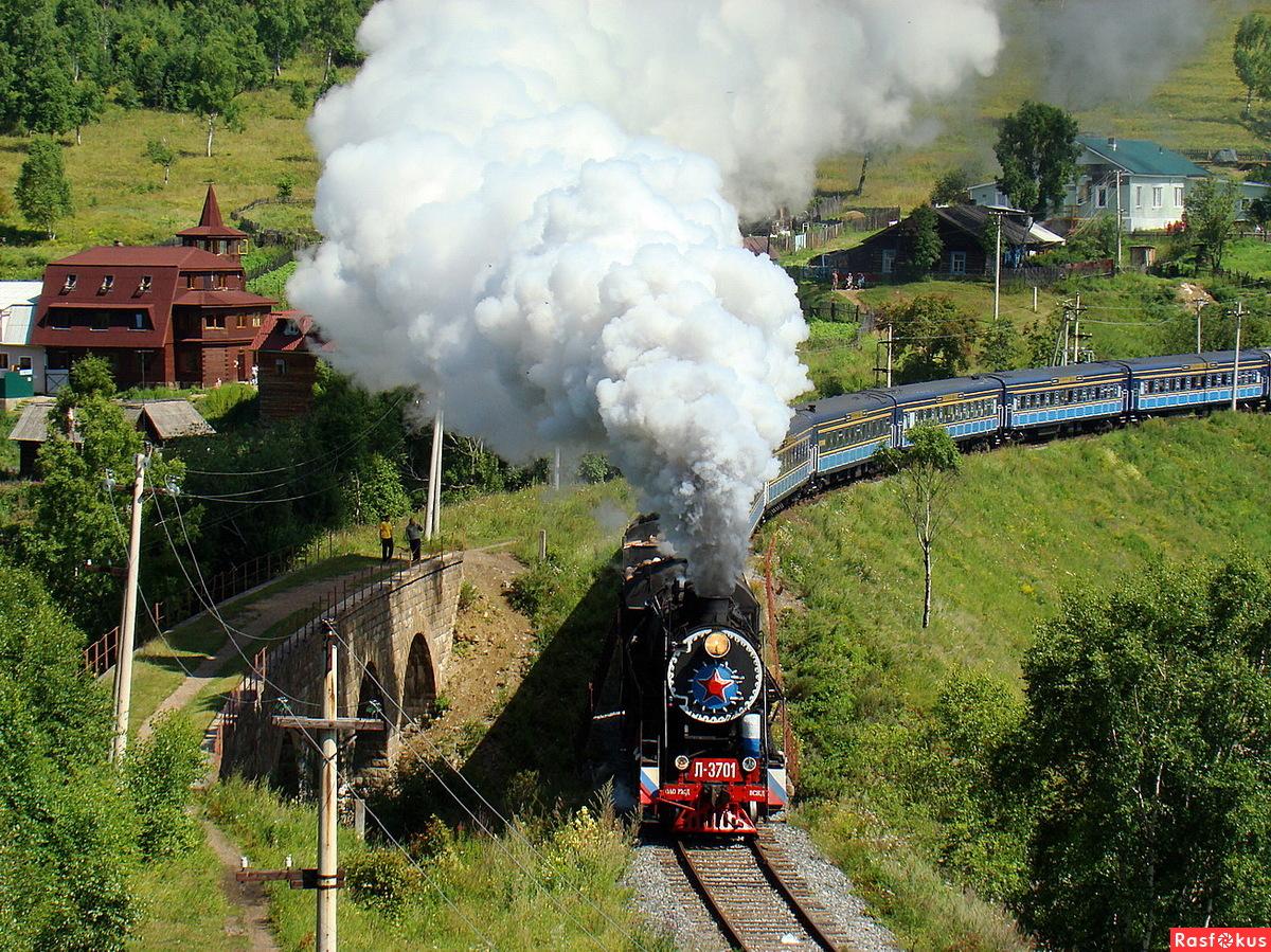В России запустили круизные туры по железной дороге