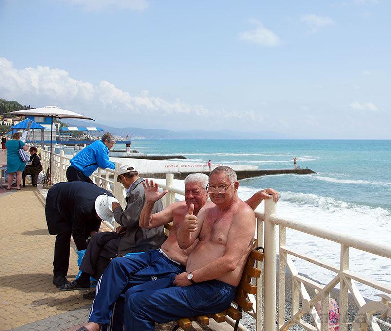 Как пенсионерам дешево отдохнуть в Крыму