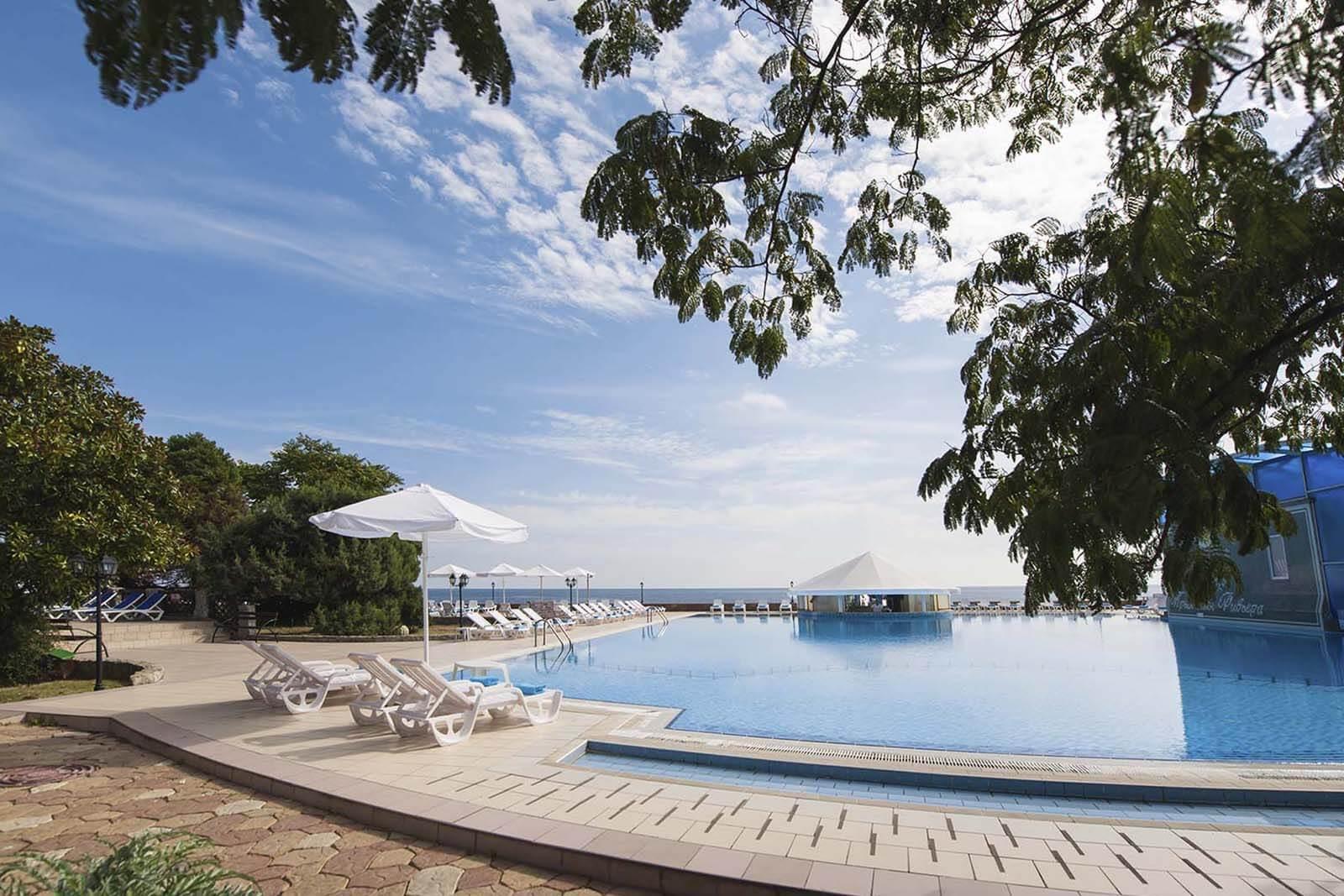 Cамые популярные отели «все включено» на Черном море