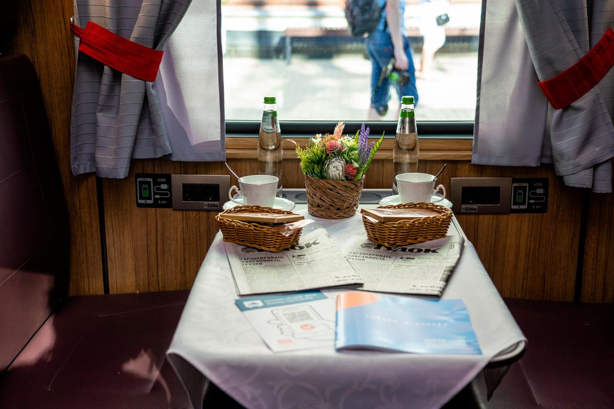 РЖД с22апреля запустят новый круизный поезд № 928/927 Москва – Ростов-на-Дону – Элиста.