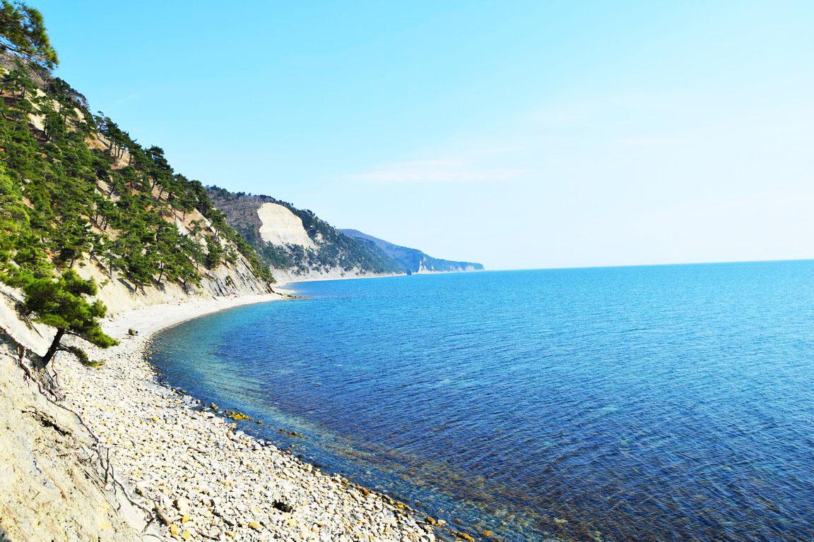 Самые чистые пляжи России
