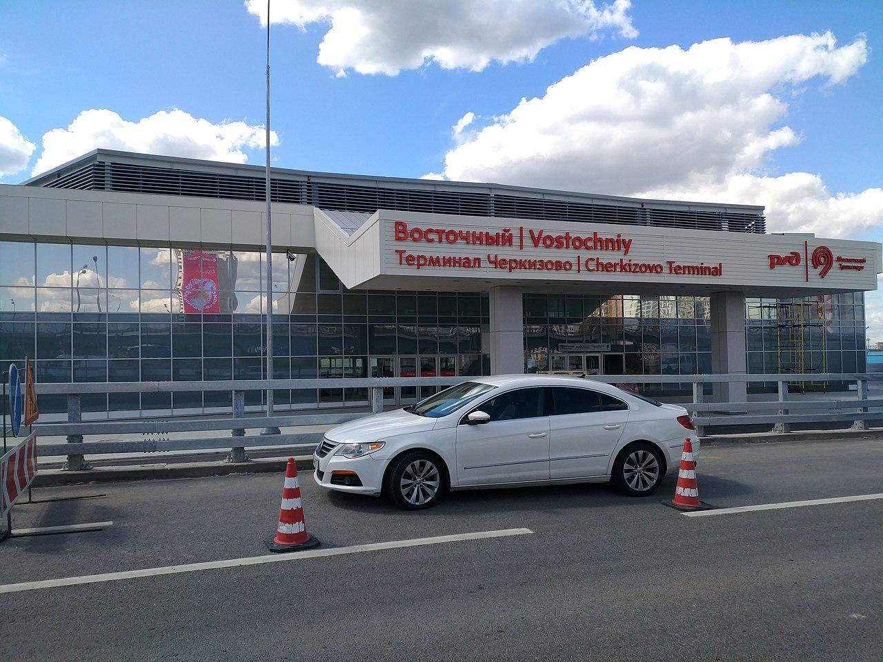 Новый железнодорожный вокзал «Восточный» в Москве