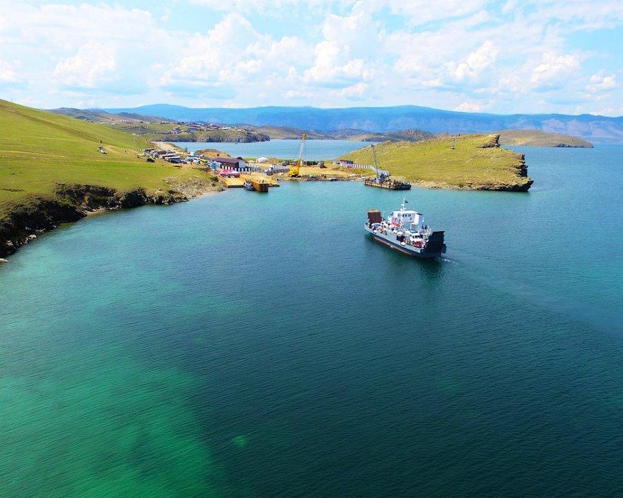 Навигация на остров Ольхон открыта, как до него добраться