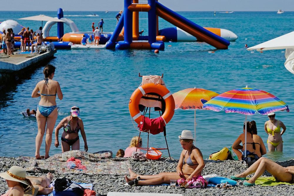Когда прогреется море на российских курортах