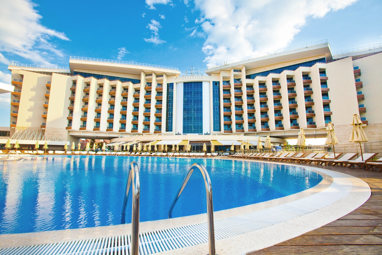 Выбираем отель «всё включено» в Геленджике для отдыха