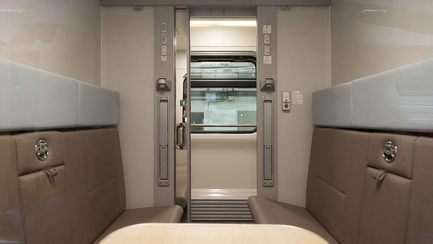 Из Москвы до Байкала на новом поезде