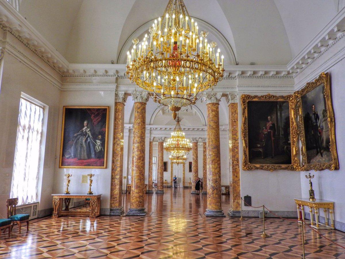 В Царском Селе после семилетней реставрации открыли личные апартаменты Николая II