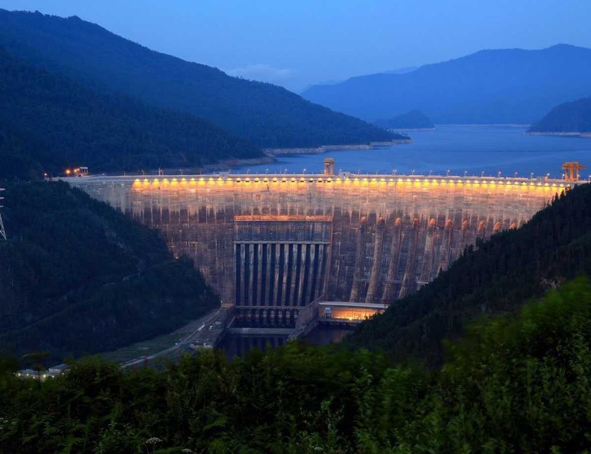 Саяно-Шушенская ГЭС открыта для туристов
