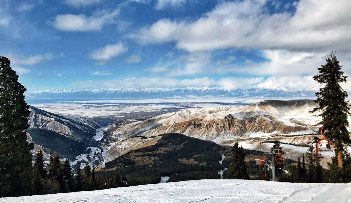 Где раньше всего начинается горнолыжный сезон
